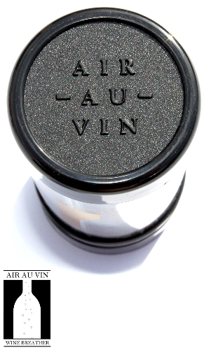 AAV Plastics & Design produce the Air au Vin Wine Breather